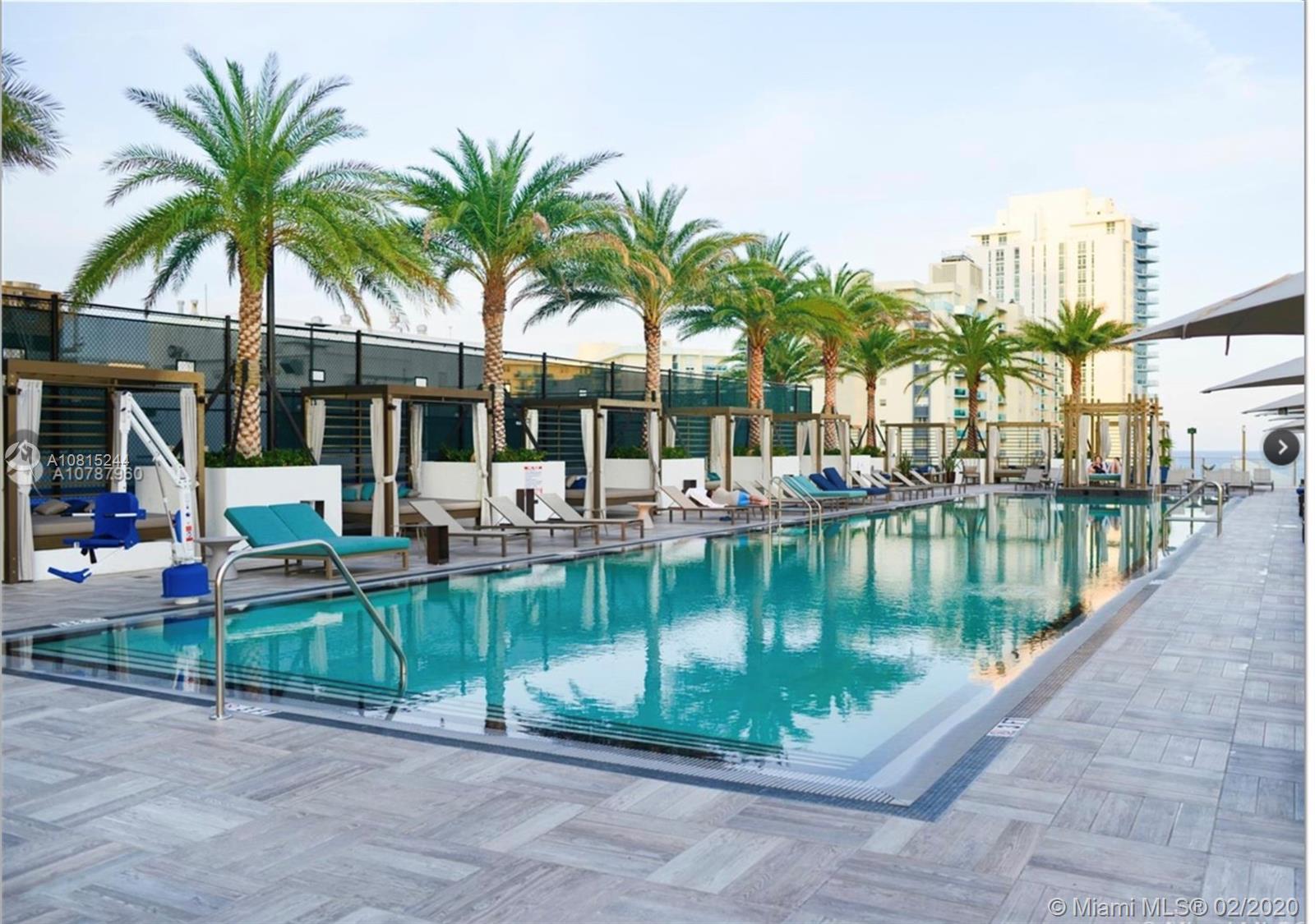 Hyde Beach House #402 - 4010 S OCEAN DR #402, Hollywood, FL 33019