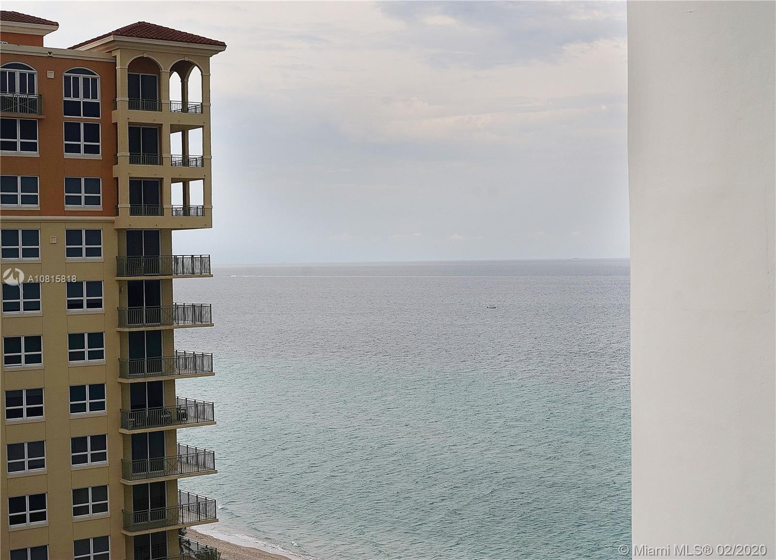 Parker Tower #1607 - 3140 S Ocean Drive #1607, Hallandale Beach, FL 33009