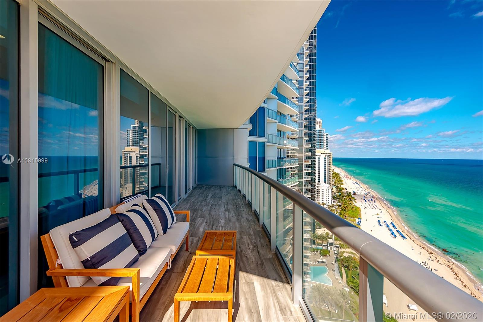 Photo of 17001 Collins Ave #2502 listing for Sale