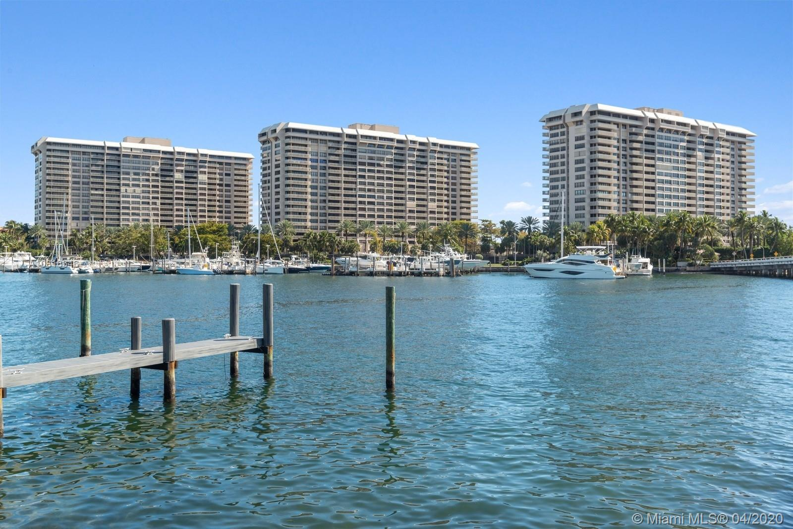 2 Grove Isle Dr, B402 - Miami, Florida