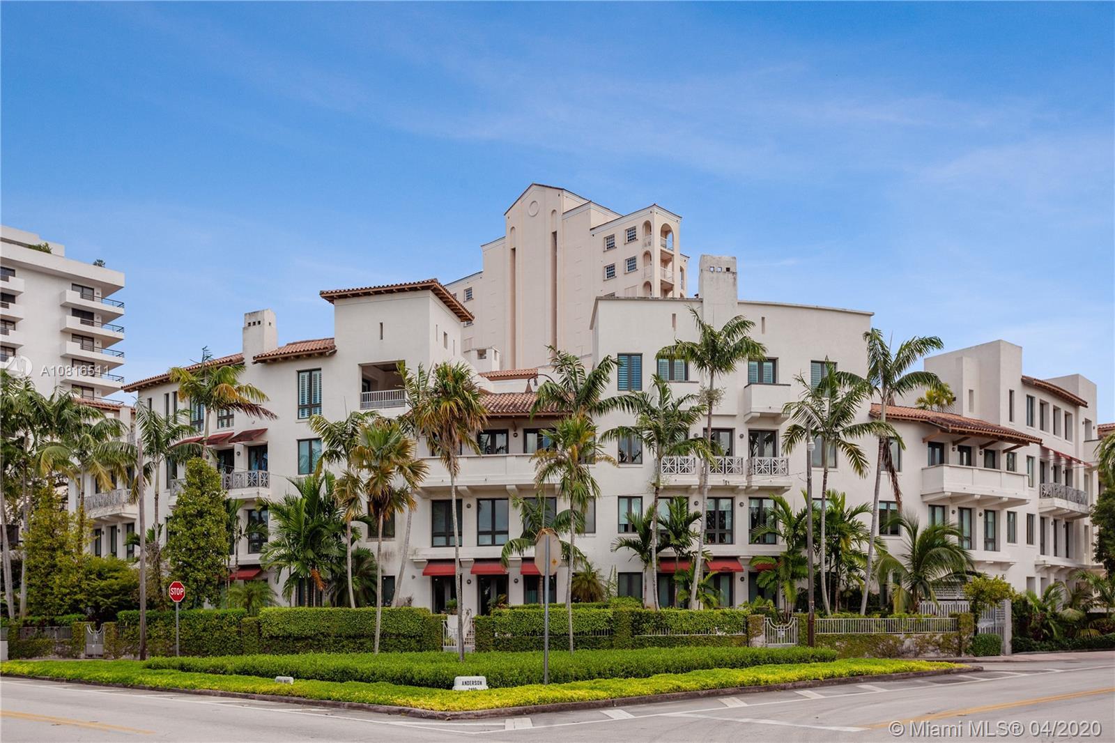 2401 Anderson Rd, 2 - Coral Gables, Florida