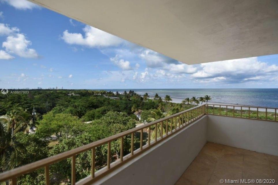Commodore Club East #708 - 177 Ocean Lane Dr #708, Key Biscayne, FL 33149