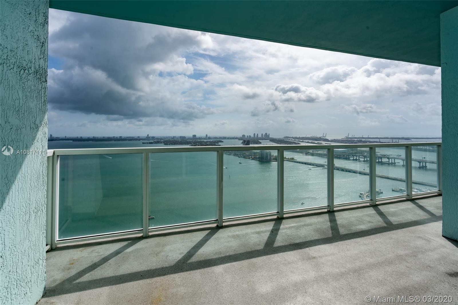 Quantum on the Bay #3501 - 1900 N Bayshore Dr #3501, Miami, FL 33132