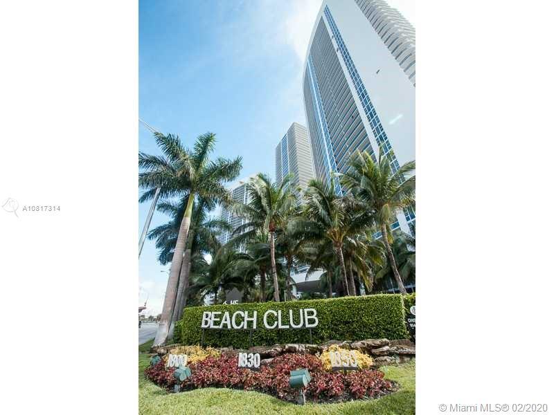 Beach Club III #3707 - 1800 S Ocean Dr #3707, Hallandale Beach, FL 33009