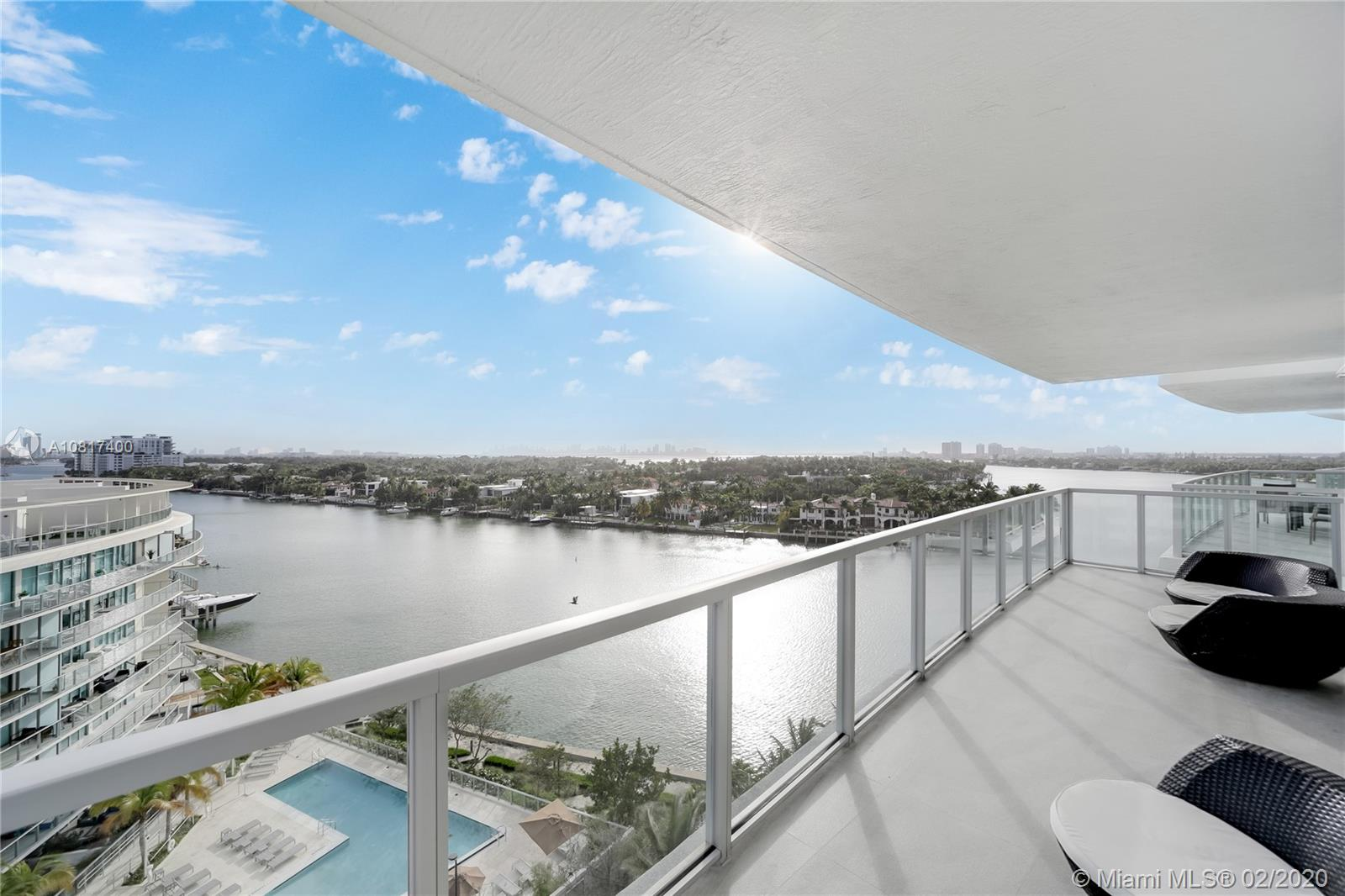 Eden House #1004 - 6700 Indian Creek Dr #1004, Miami Beach, FL 33141