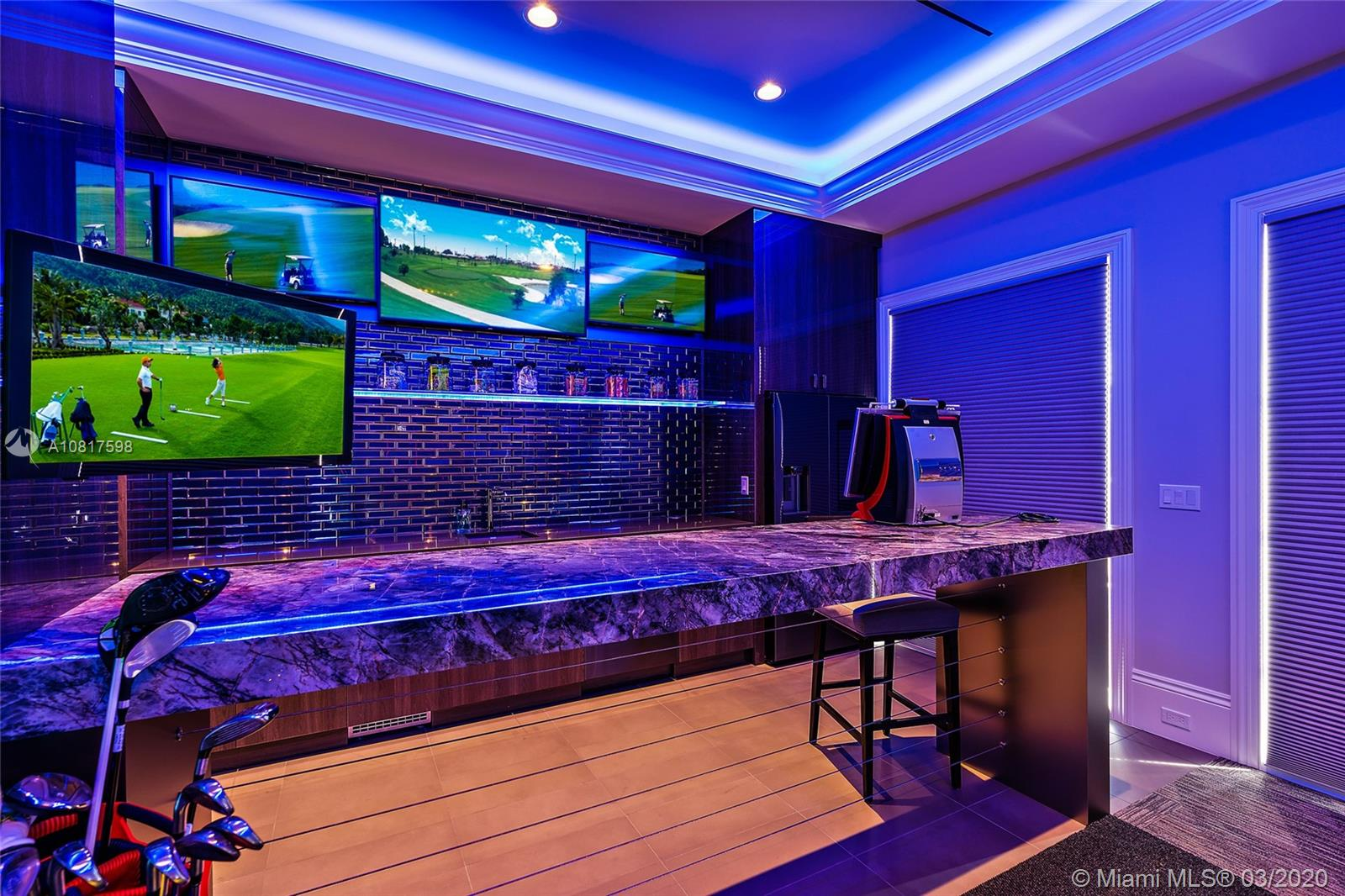 Game Room Bar