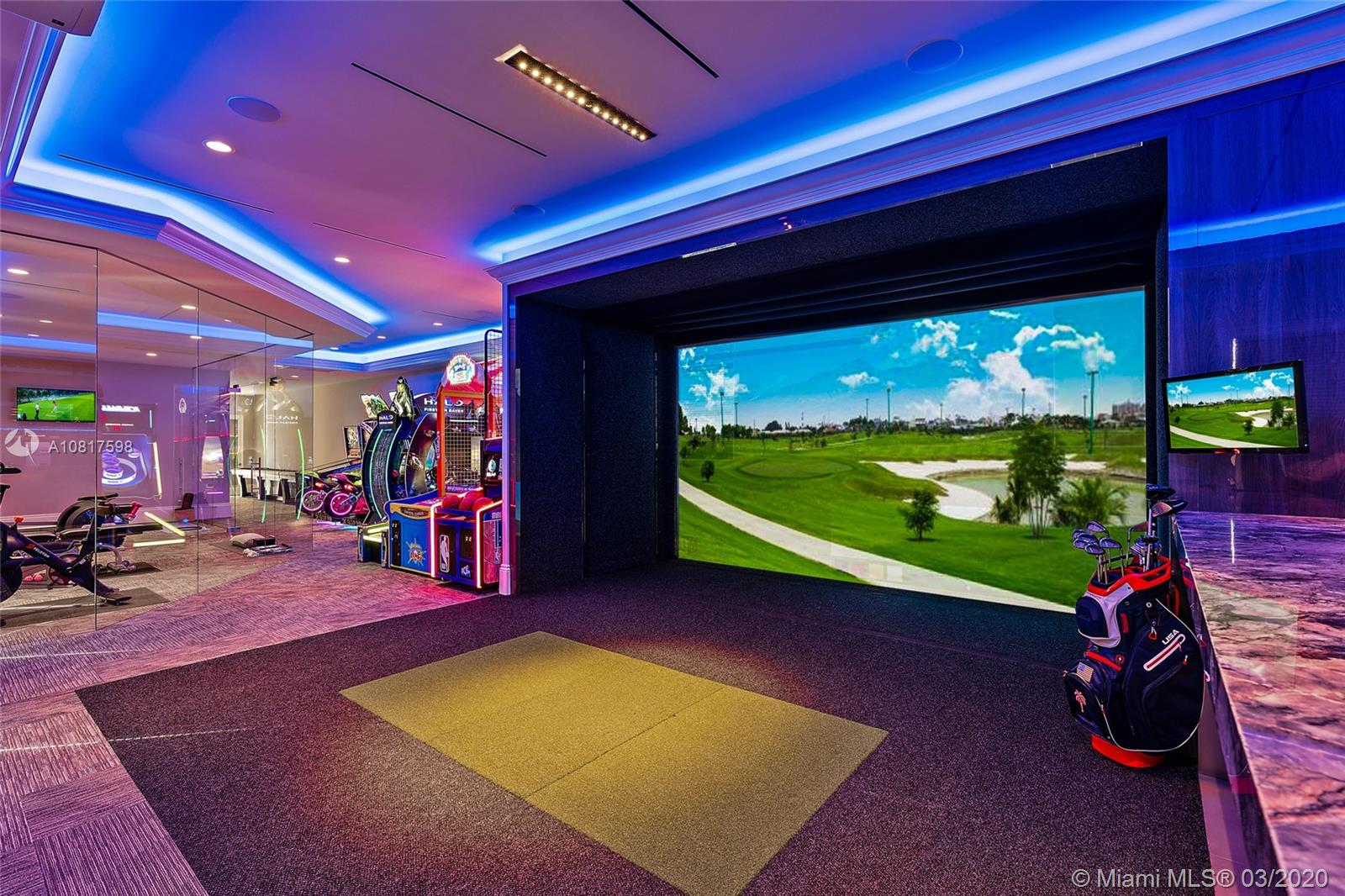 Game Room Simulator
