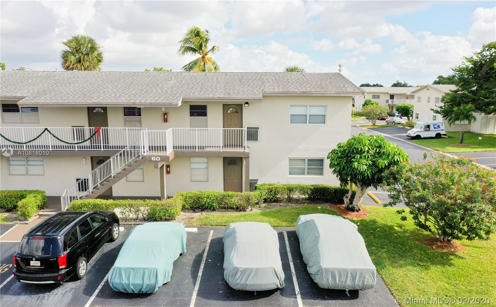 Property for sale at 650 NW 80Th Terrace Unit: 208, Margate,  Florida 33063