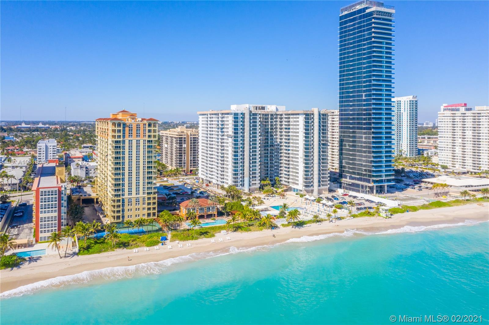 2080 Hallandale #407 - 2080 S Ocean Dr #407, Hallandale Beach, FL 33009