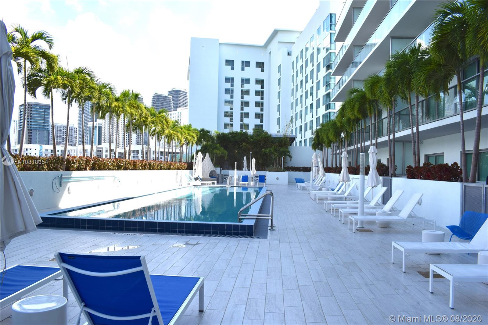 Le Parc At Brickell #408 - 1600 SW 1st Ave #408, Miami, FL 33129