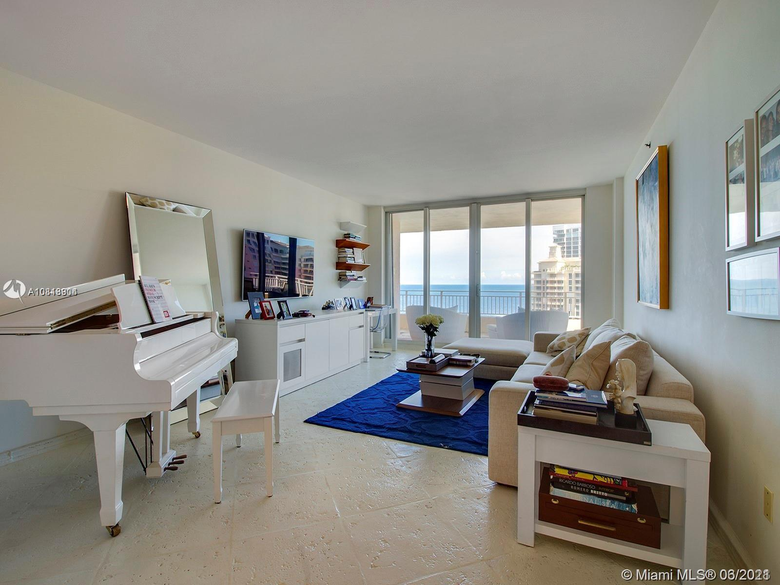 Ocean Tower Two #1501 - 791 Crandon Blvd #1501, Key Biscayne, FL 33149