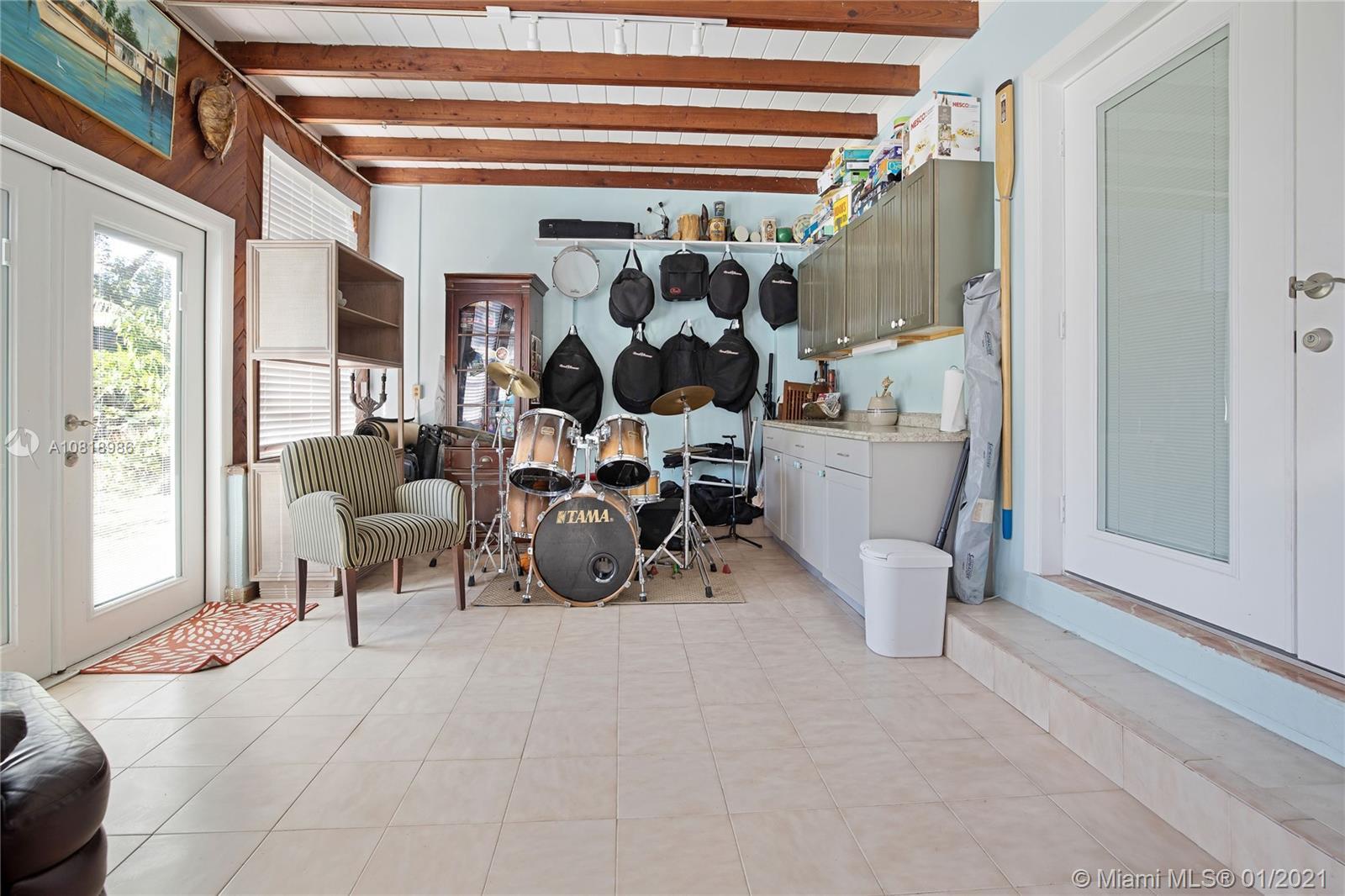 Florida Room / Music Room