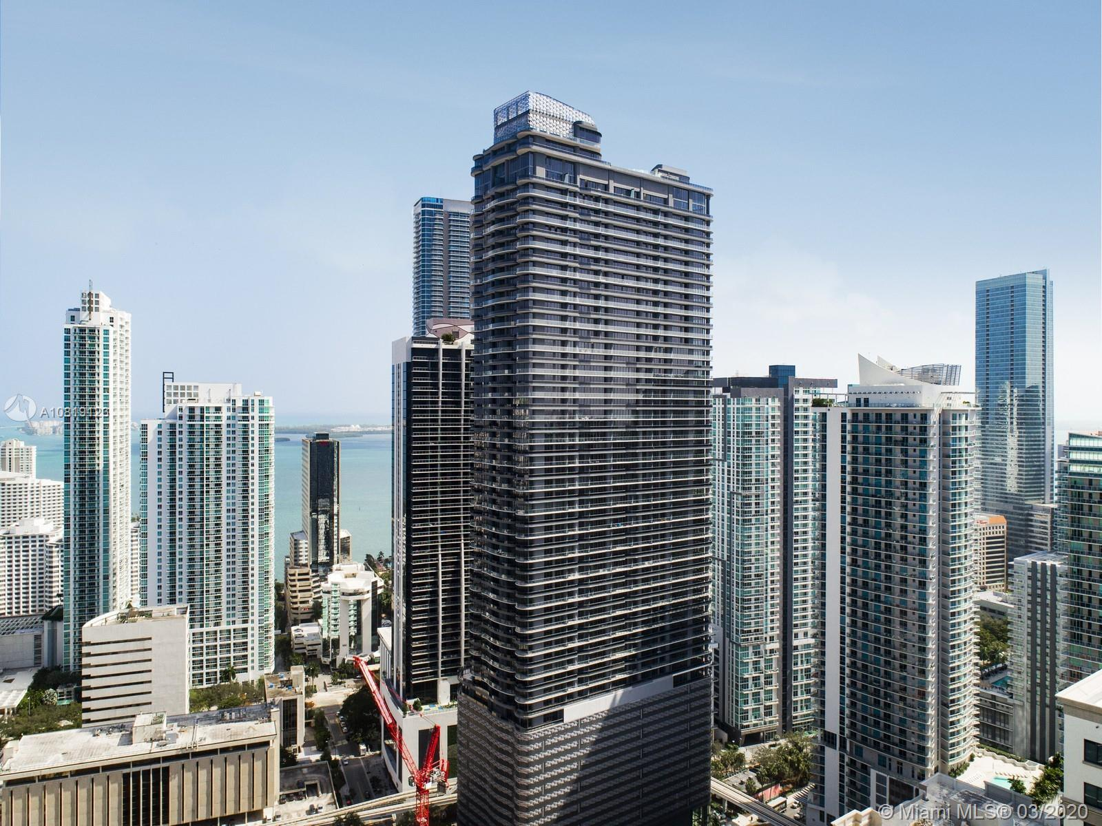 Photo of 1000 Brickell Plaza #4606 listing for Sale