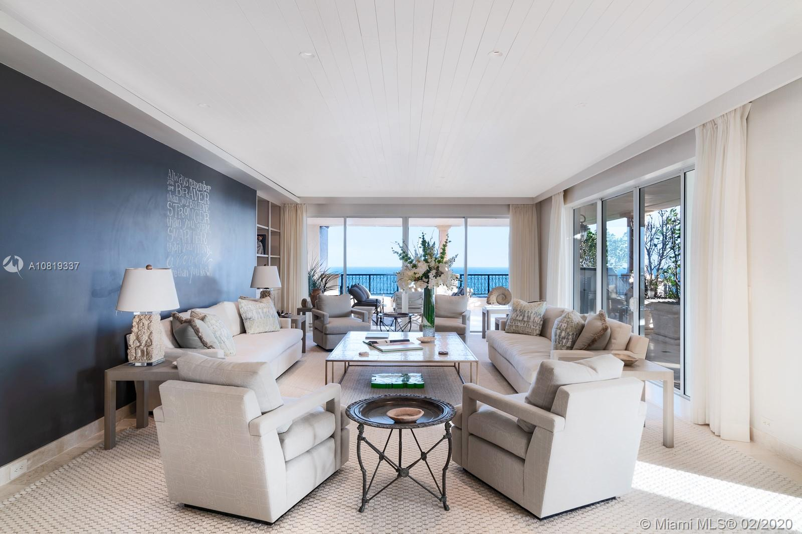 7600 Fisher Island Dr, 7664 - Miami Beach, Florida
