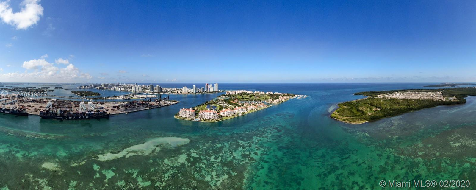 Photo of 7600 Fisher Island Dr #7664 listing for Sale