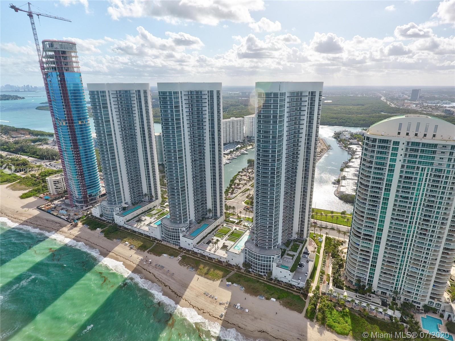 Trump Tower I #1407 - 16001 Collins Ave #1407, Sunny Isles Beach, FL 33160