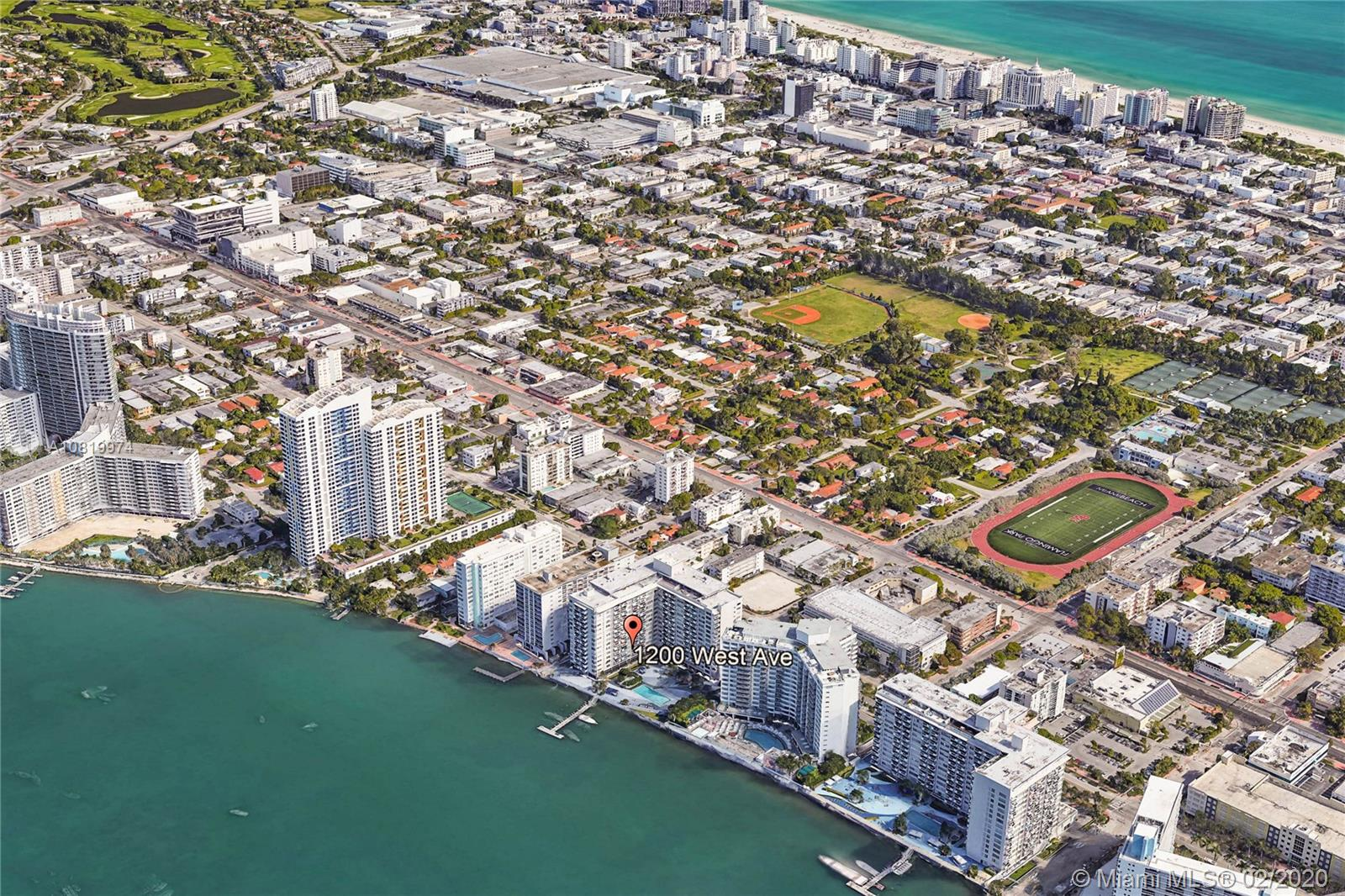 Mirador North #524 - 1200 West Ave #524, Miami Beach, FL 33139