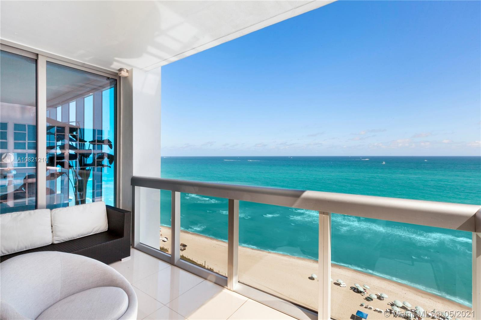 Carillon North Tower #1508 - 6899 Collins Ave #1508, Miami Beach, FL 33141