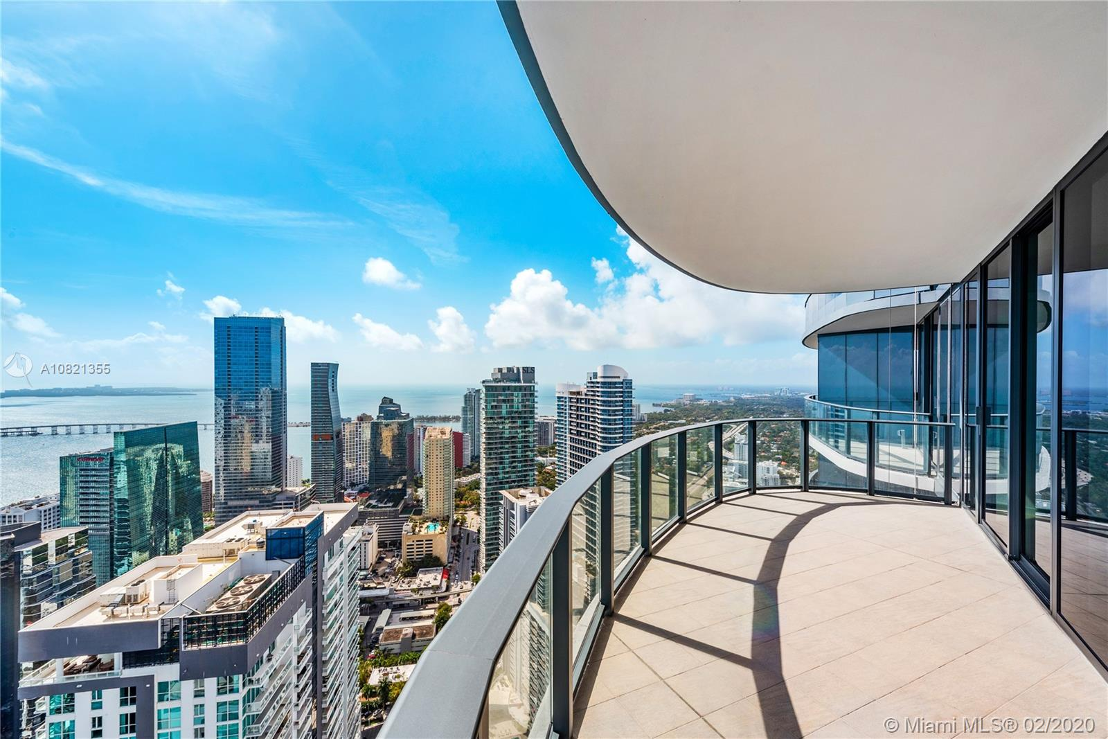 Photo of 1000 BRICKELL PLAZA #LPH 5701 listing for Sale