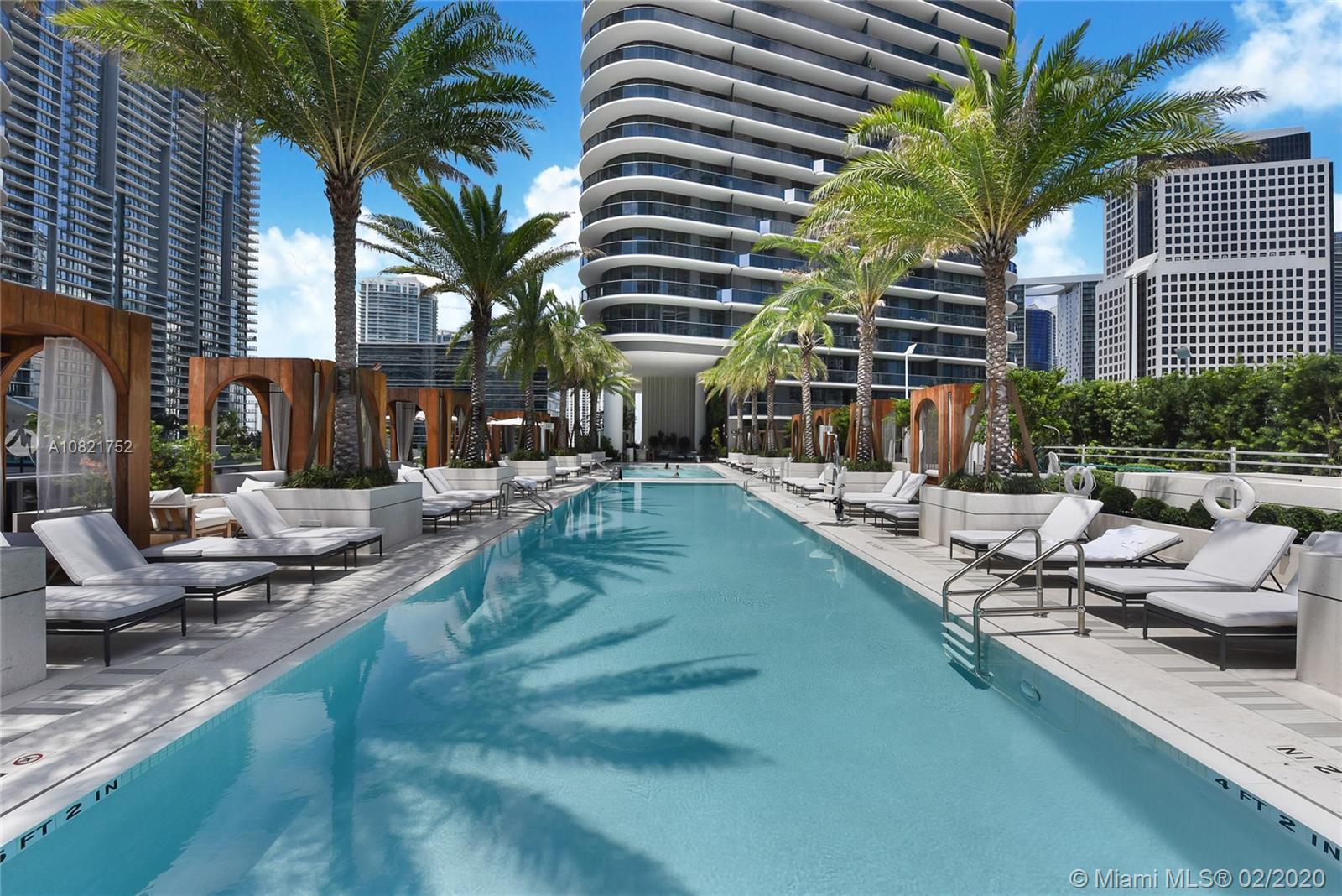 SLS Lux Brickell #4303 - 801 S Miami Ave #4303, Miami, FL 33130