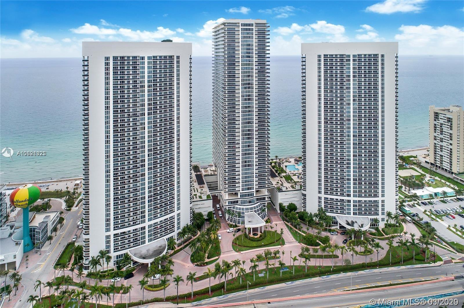Beach Club I #2708 - 1850 S Ocean Dr #2708, Hallandale Beach, FL 33009