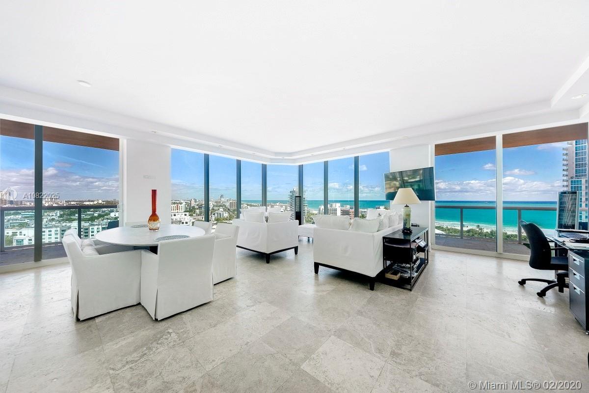 Portofino Tower #1705 - 300 S Pointe Dr #1705, Miami Beach, FL 33139