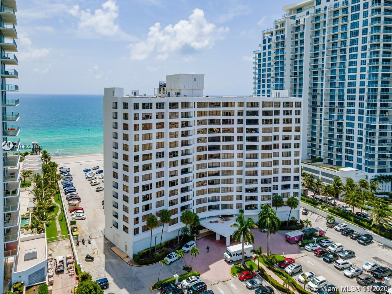 Alexander Towers #1017 - 3505 S Ocean Dr #1017, Hollywood, FL 33019