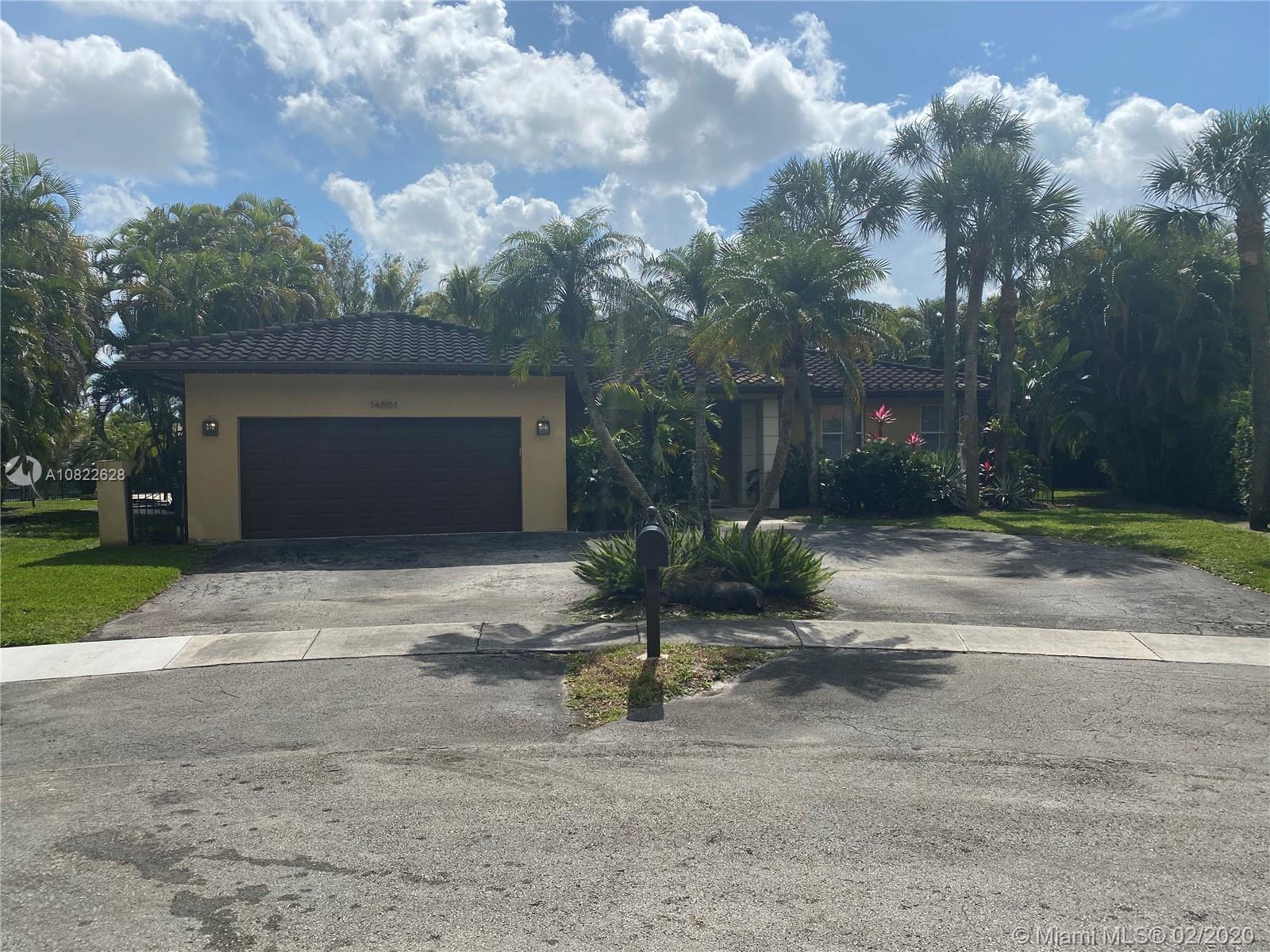 Miami Lakes - 14861 Dunbarton Pl, Miami Lakes, FL 33016