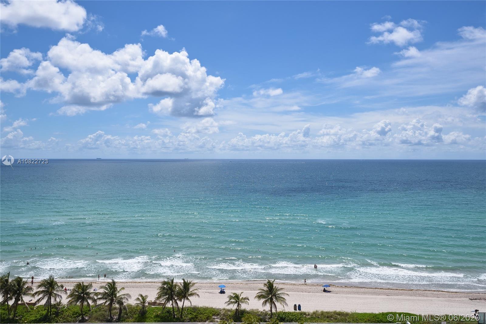 The Hemispheres Three #12E - 1980 S Ocean Dr #12E, Hallandale Beach, FL 33009