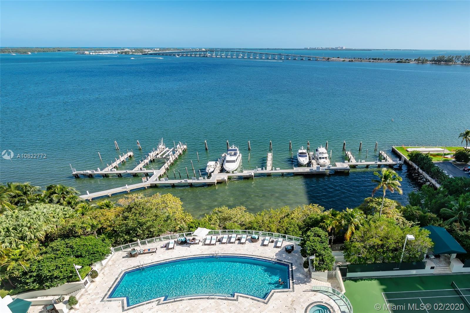 Santa Maria #1605 - 1643 Brickell Ave #1605, Miami, FL 33129