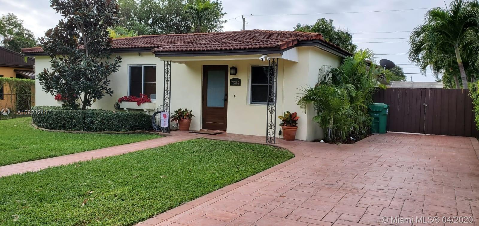 7384 S Waterway Dr, Miami, Florida 33155, 4 Bedrooms Bedrooms, ,2 BathroomsBathrooms,Residential,For Sale,7384 S Waterway Dr,A10823244