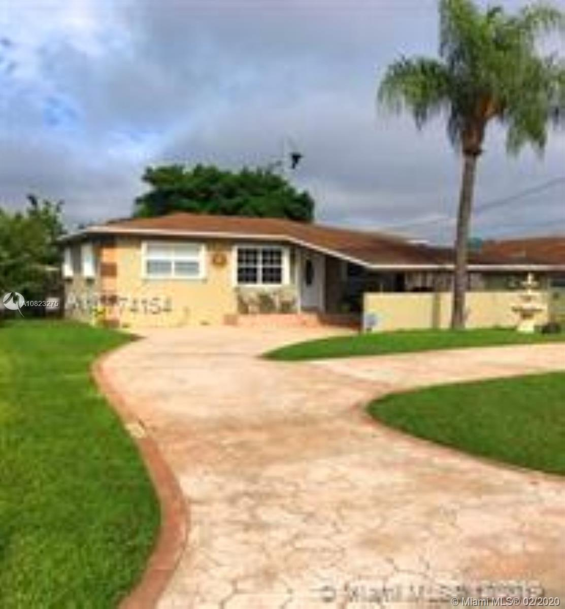 6525 Pines Pkwy, Hollywood, Florida 33023, 3 Bedrooms Bedrooms, ,2 BathroomsBathrooms,Residential,For Sale,6525 Pines Pkwy,A10823275
