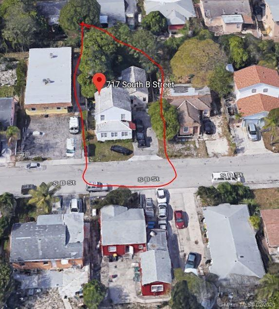 717 S B St, Lake Worth, Florida 33460, ,Residential Income,For Sale,717 S B St,A10823359