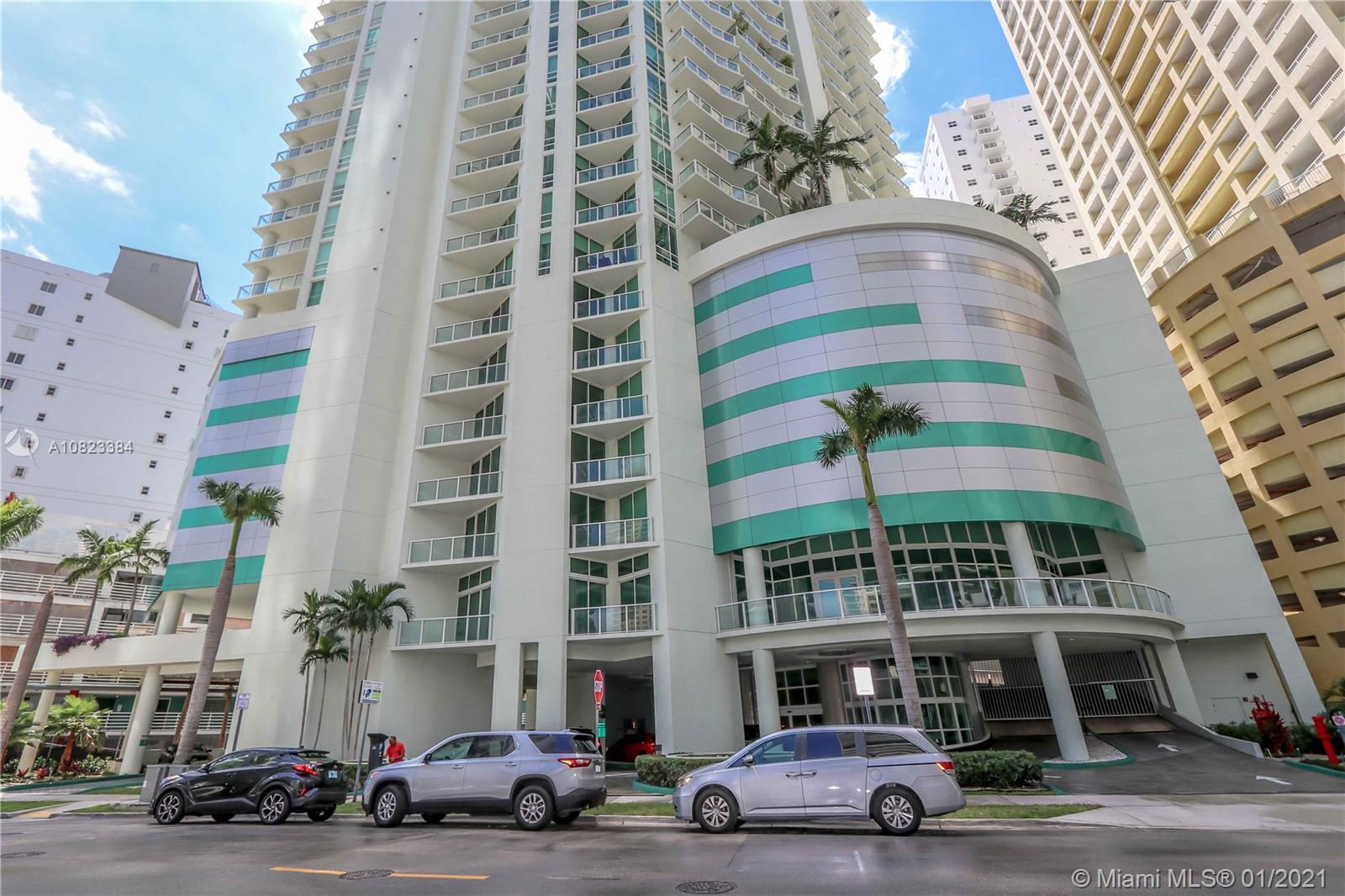 Emerald at Brickell #1405 - 218 SE 14th St #1405, Miami, FL 33131