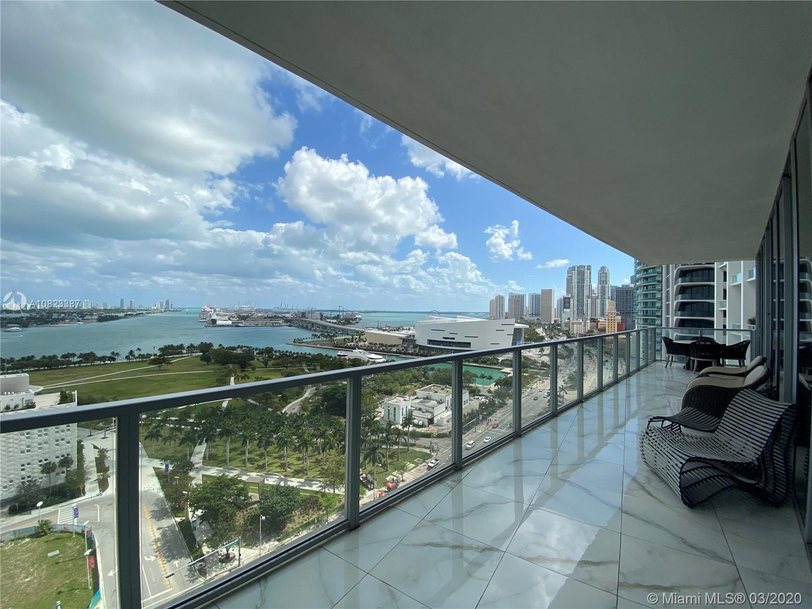 Photo of 1100 Biscayne Blvd #1901 listing for Sale