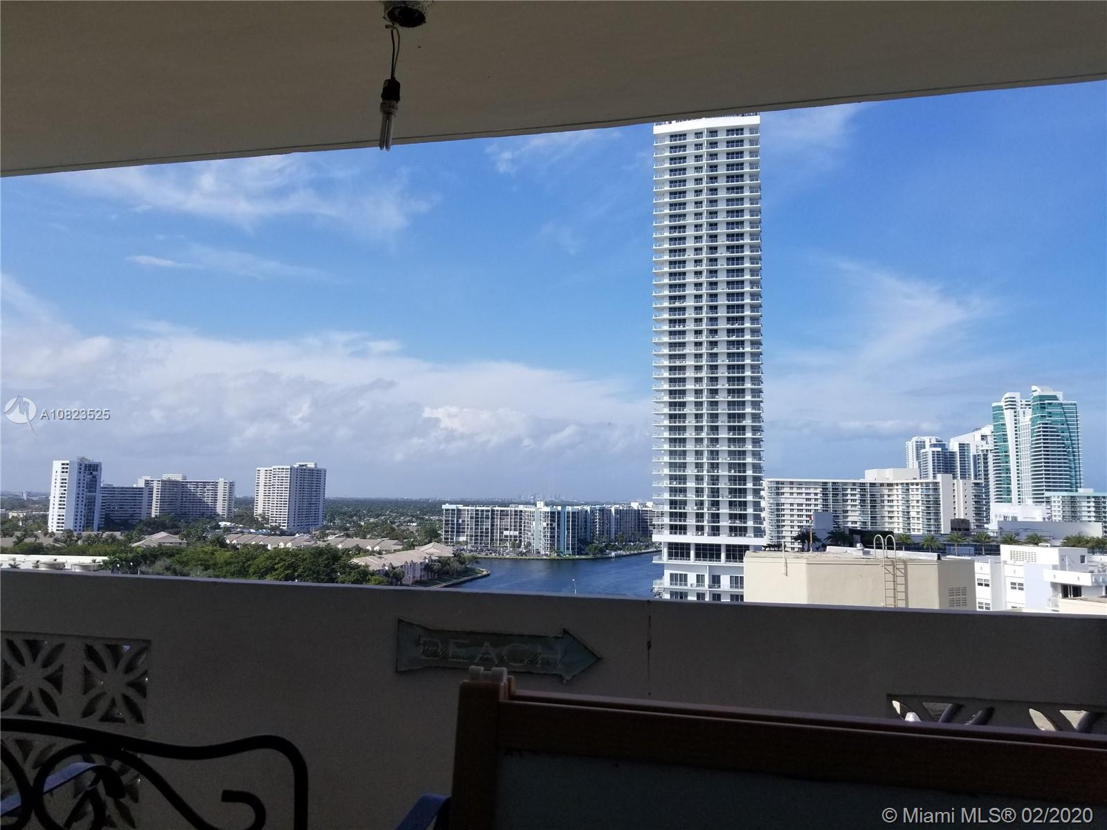 Plaza North Tower #1607 - 1833 S Ocean Dr #1607, Hallandale Beach, FL 33009