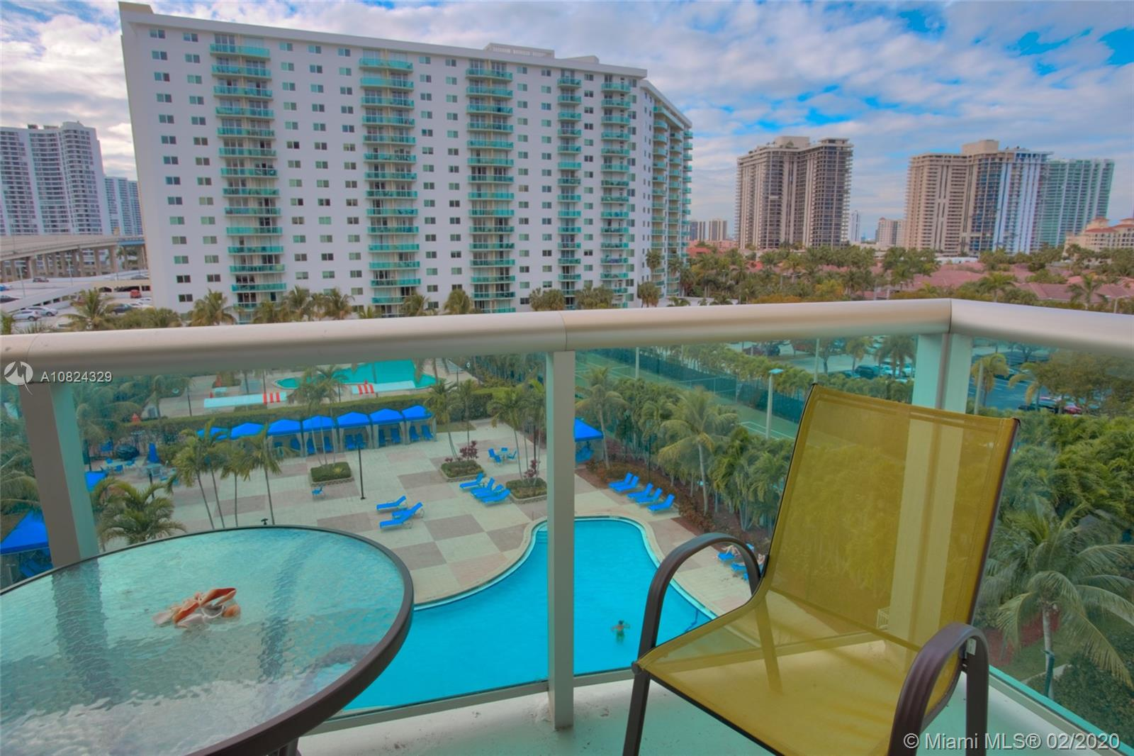 Ocean Reserve #604 - 19370 Collins #604, Sunny Isles Beach, FL 33160