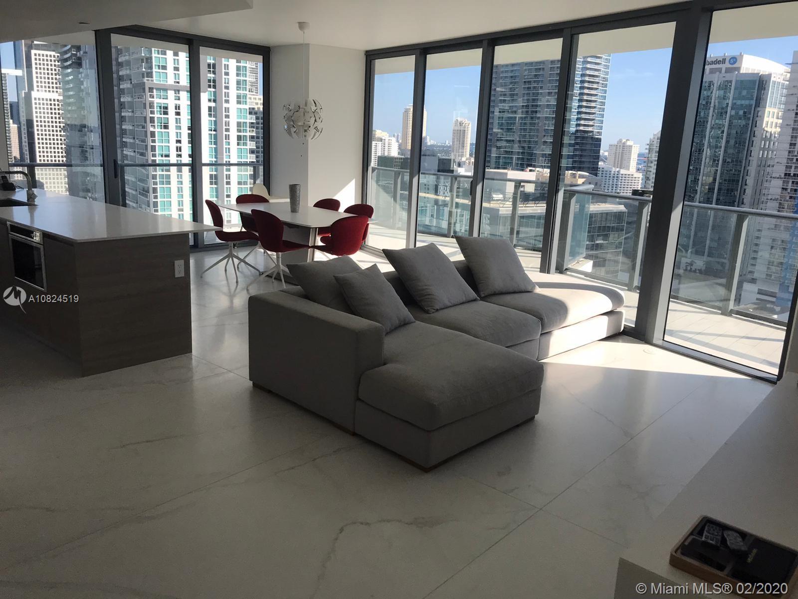 SLS Brickell #2501 - 1300 S Miami Ave #2501, Miami, FL 33130