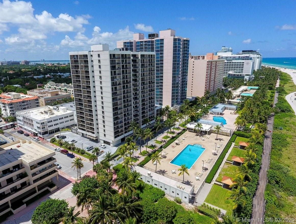 Ocean Front Plaza #1905 - 2625 Collins Ave #1905, Miami Beach, FL 33140