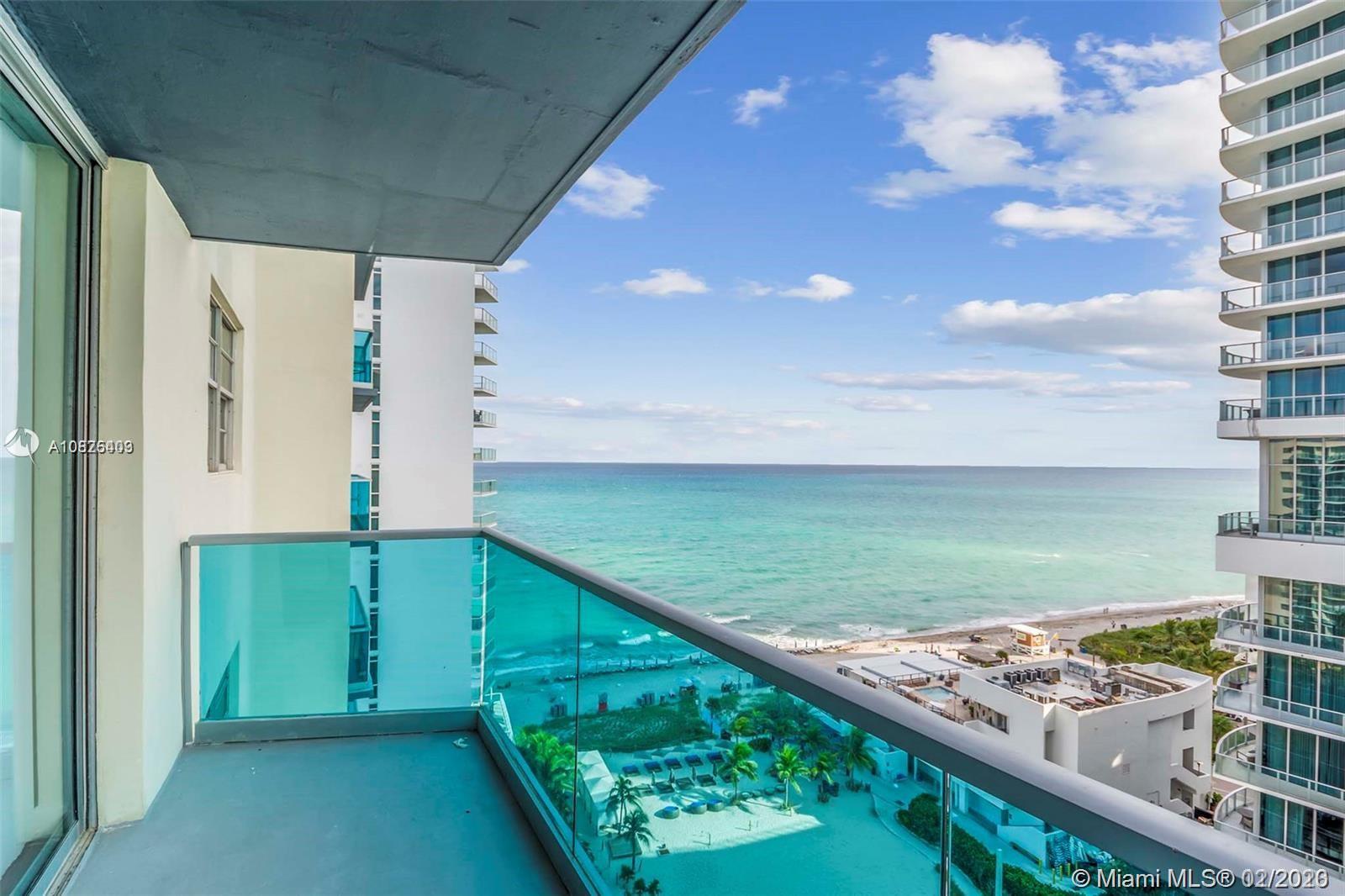 Sian Ocean Residences #15N - 4001 S Ocean Dr #15N, Hollywood, FL 33019