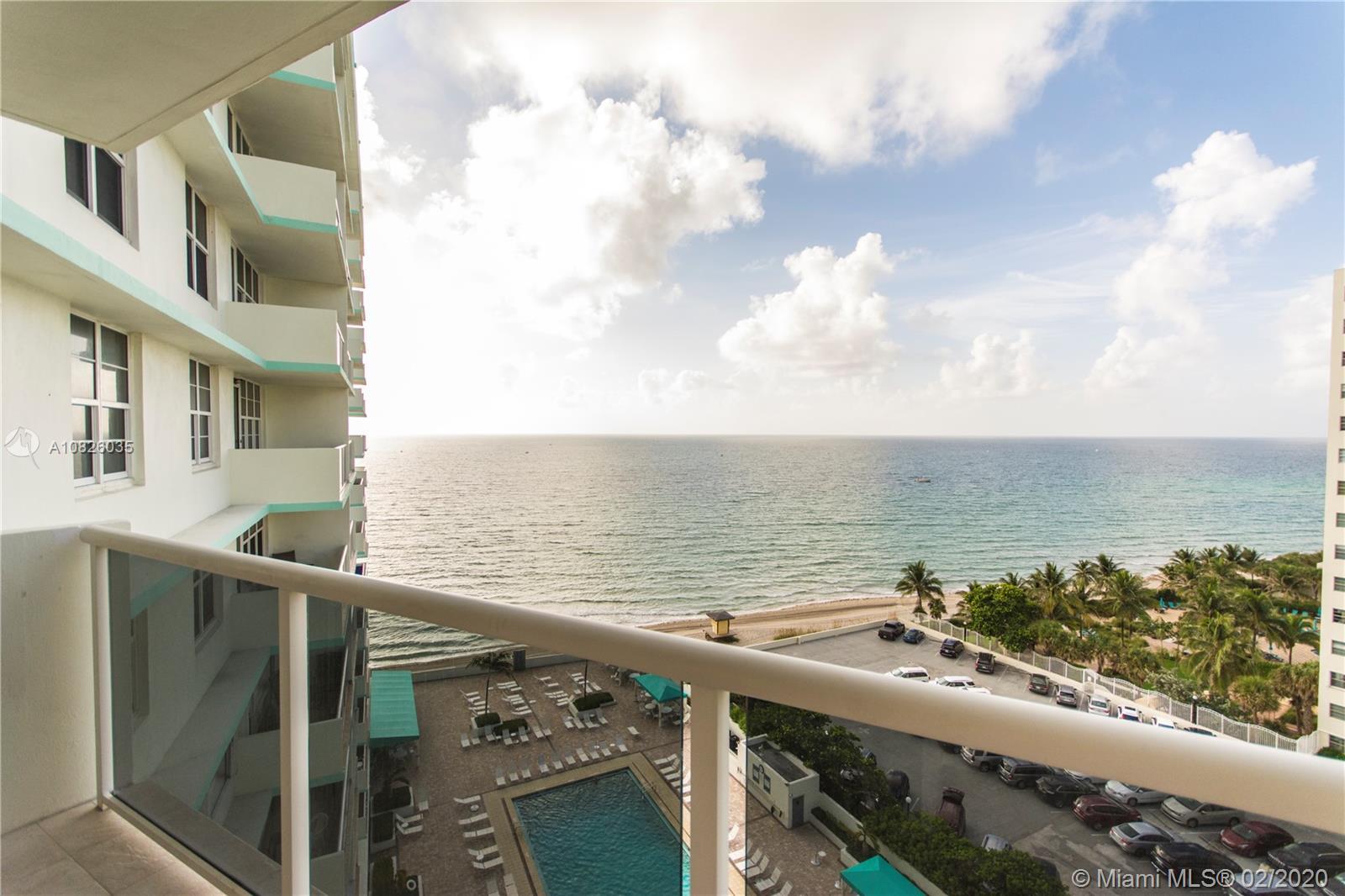 Sea Air Towers #1110 - 3725 S Ocean Drive #1110, Hollywood, FL 33019