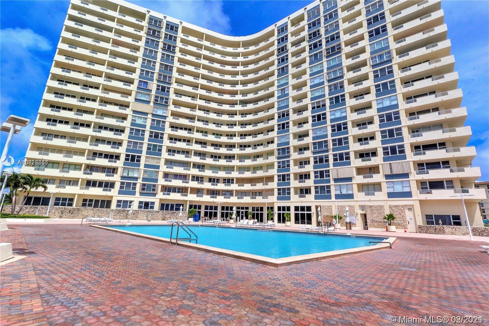 Parker Dorado #1408 - 3180 S Ocean Dr #1408, Hallandale Beach, FL 33009