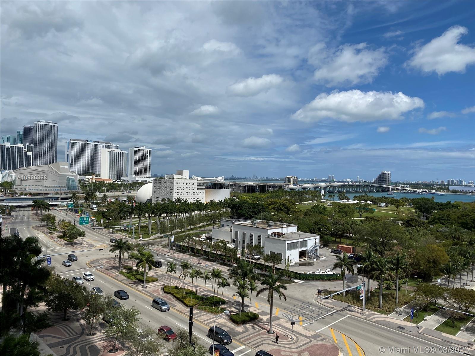 Marina Blue #911 - 888 Biscayne Blvd #911, Miami, FL 33132