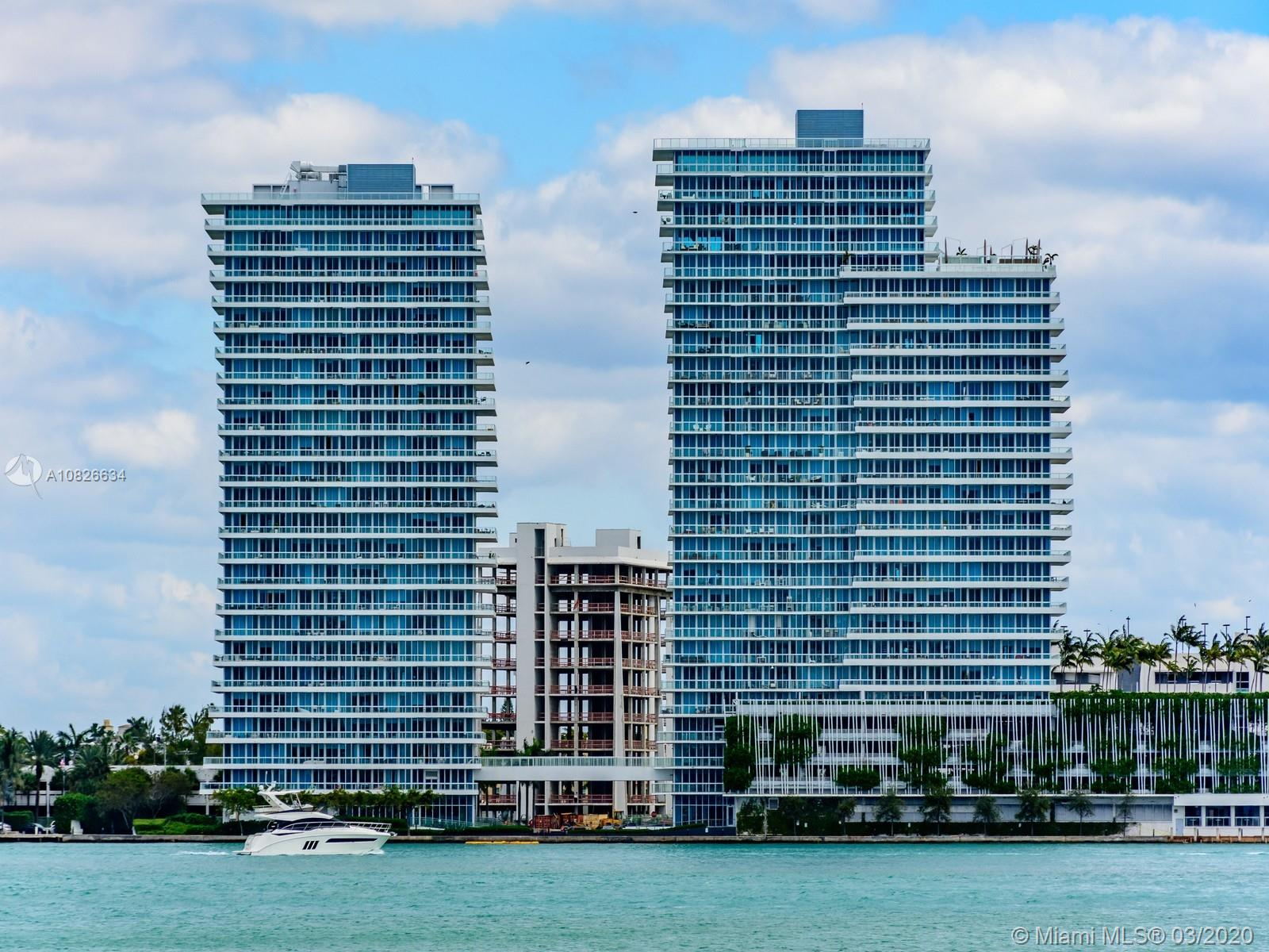 Bentley Bay South Tower #1401 - 520 West Ave #1401, Miami Beach, FL 33139