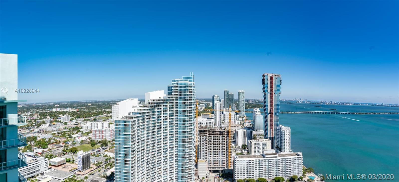 Quantum on the Bay #4504 - 1900 N Bayshore Dr #4504, Miami, FL 33132