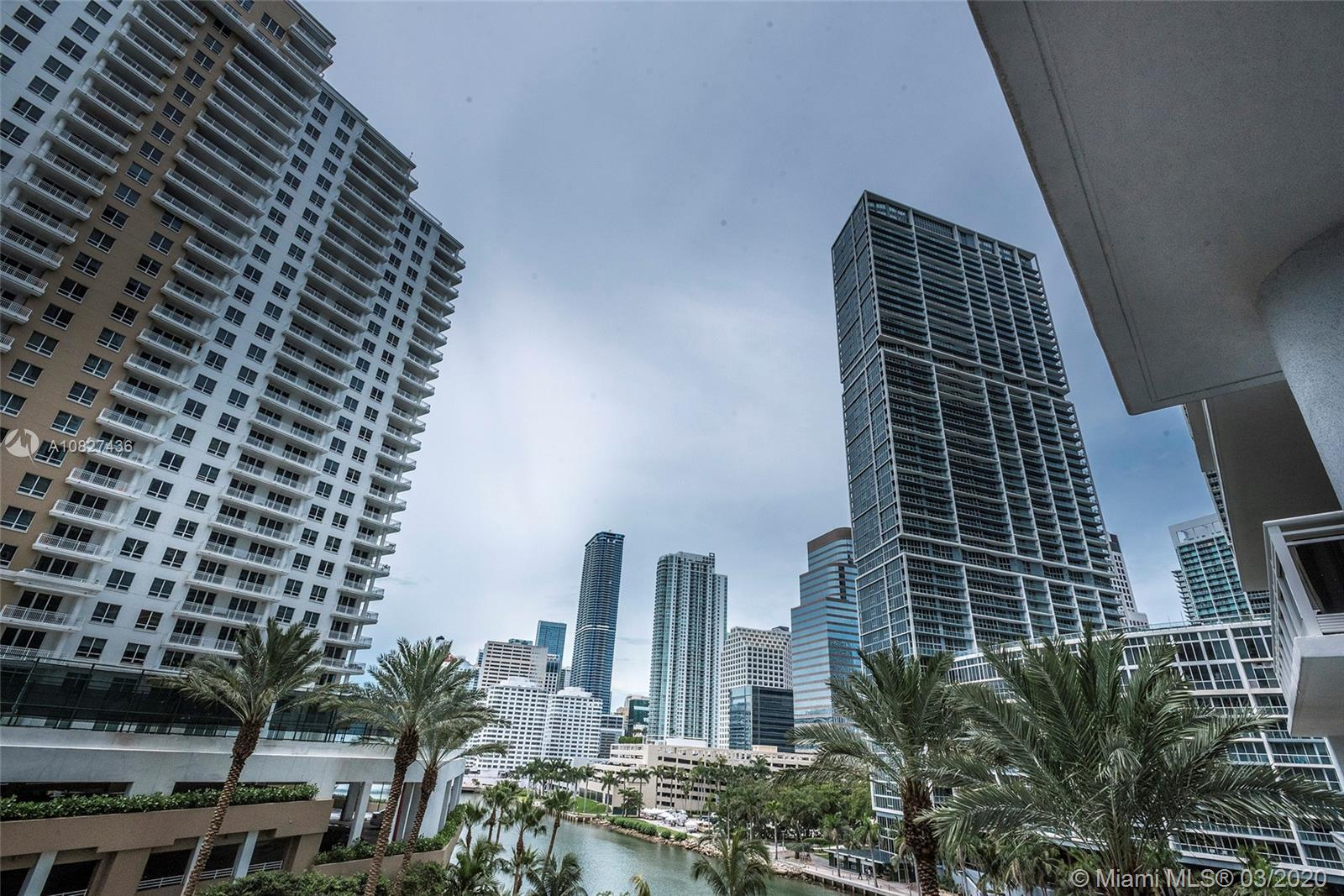 Carbonell #602 - 901 Brickell Key Blvd #602, Miami, FL 33131