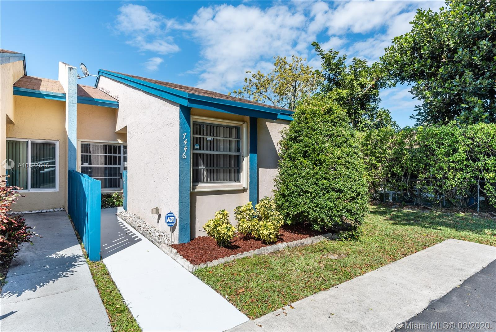 7446 NW 34th St # 7446, Lauderhill, Florida 33319, 2 Bedrooms Bedrooms, 6 Rooms Rooms,2 BathroomsBathrooms,Residential,For Sale,7446 NW 34th St # 7446,A10827516