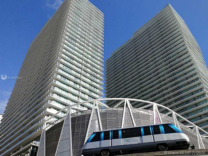 Axis on Brickell North Tower #1021-N - 1111 SW 1 AV #1021-N, Miami, FL 33130