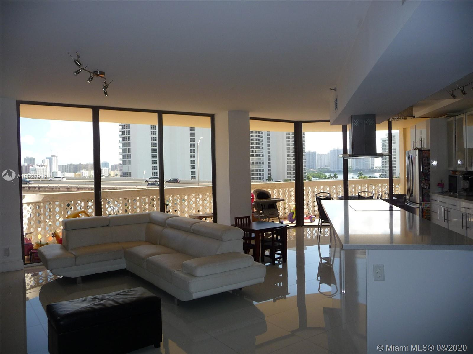 Turnberry Towers #6H - 19355 Turnberry Way #6H, Aventura, FL 33180