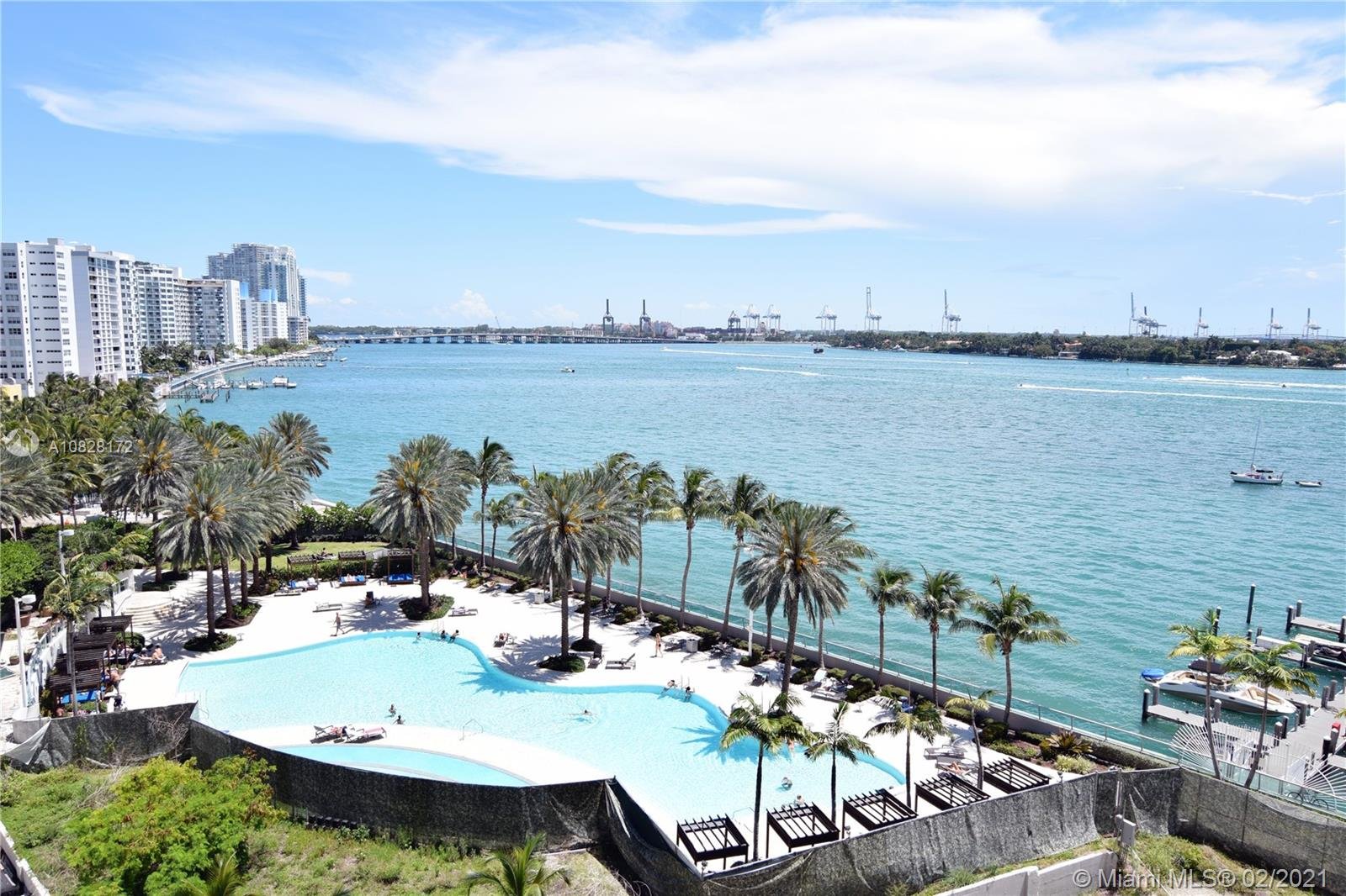 Flamingo South Beach #830S - 1500 Bay Road #830S, Miami Beach, FL 33139